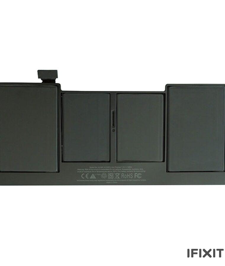 باتری مک بوک ایر ۱۱ اینچ ۲۰۱۲-۲۰۱۱ مدل A1465 - A1370 - مدل باتری A1406