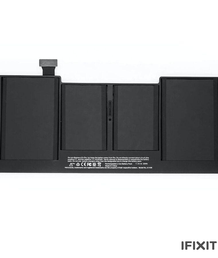 باتری مک بوک ایر ۱۱ اینچ ۲۰۱۳- ۲۰۱۵ مدل A1465 - مدل باتری A1495