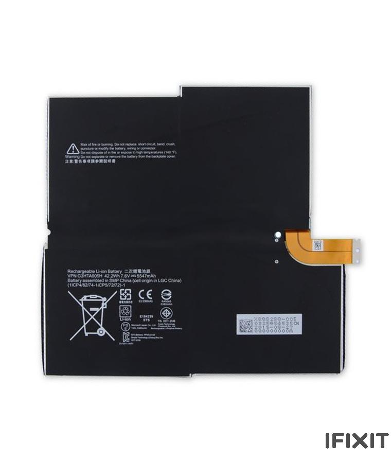 باتری سرفیس پرو ۳ (Surface pro 3)