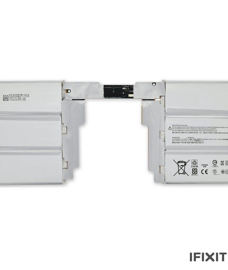باتری کیبورد سرفیس بوک ۲ با گرافیک مدل ۱۳.۵ اینچ