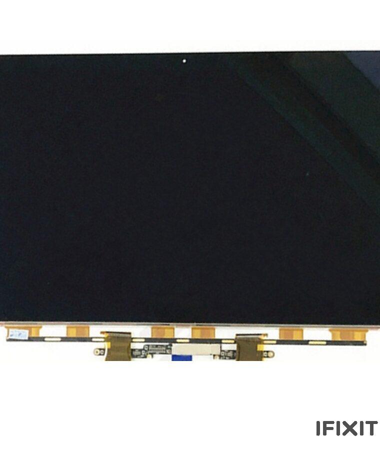 ال سی دی مک بوک پرو ۱۵ اینچ ۲۰۱۶ - ۲۰۱۷ مدل A1707 (ال سی دی خالی)