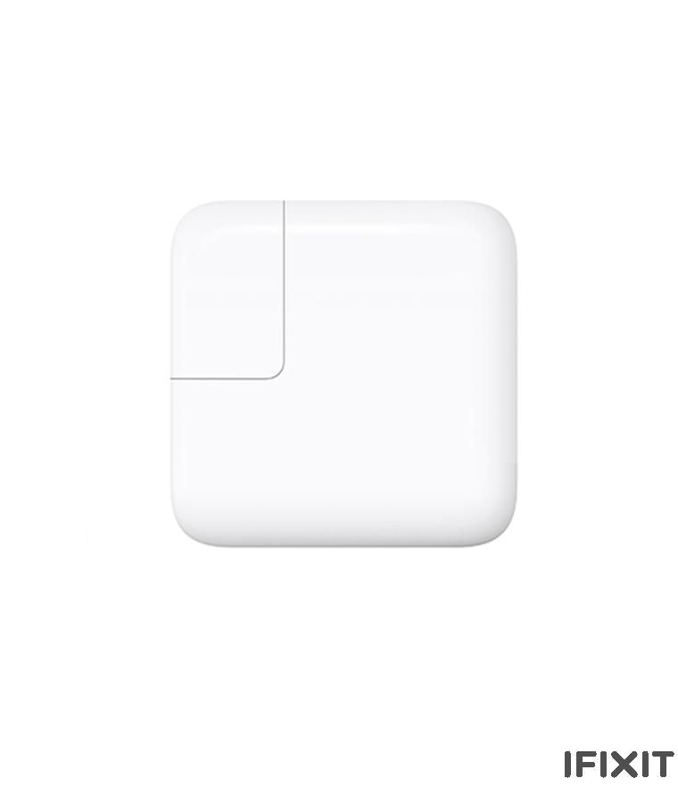 شارژر مک بوک 61W مدل USB-C