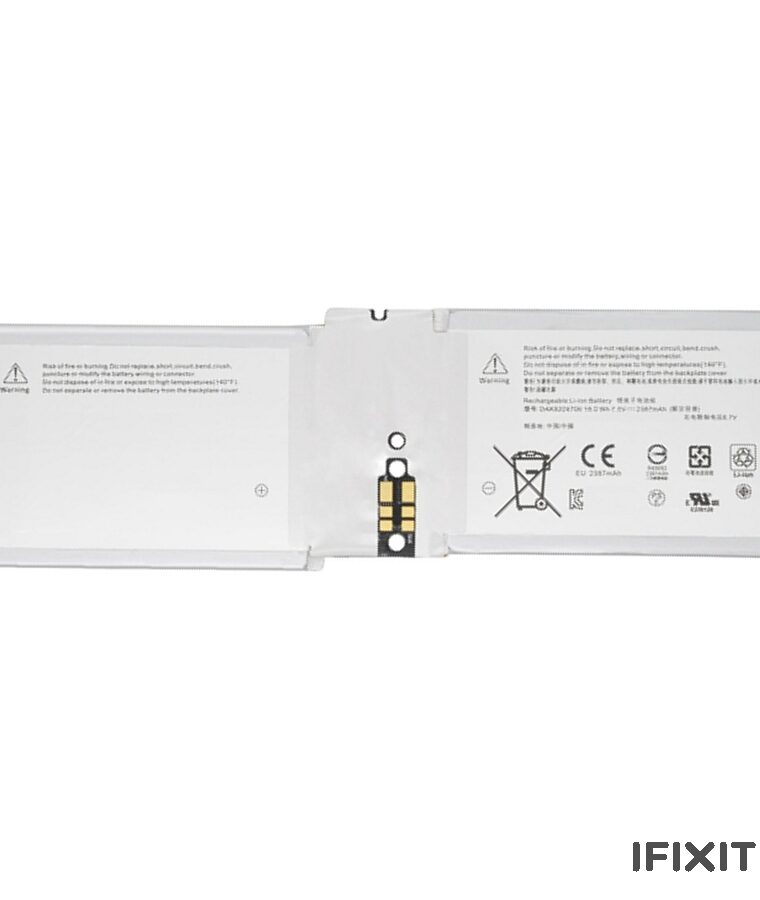 باتری ال سی دی سرفیس بوک ۲ مدل ۱۳.۵ اینچ